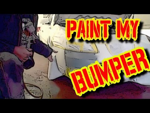 How To: Repair And Paint A Bumper Cover From Start To Finish-Part 2
