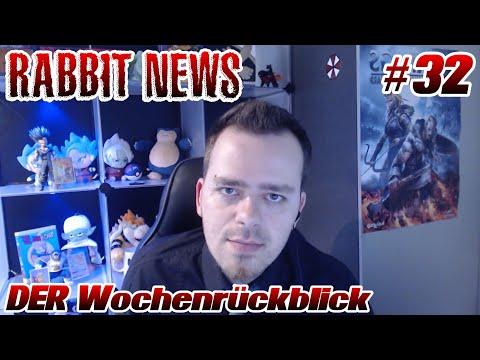 Rabbit News am Sonntag - DER Wochenrückblick auf I3lackRabbit! ;D # 32