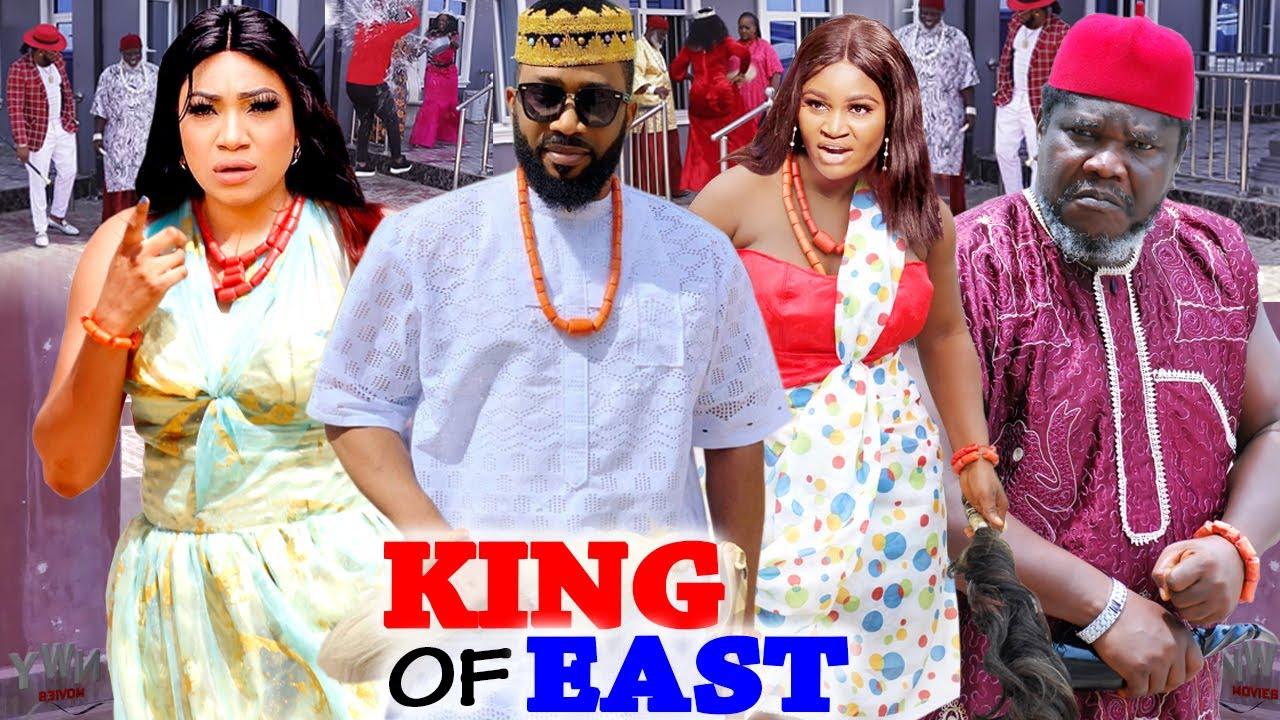 Download KING OF EAST SEASON 11&12 - NEW MOVIE FREDRICK LEONARD/QUEENETH HILBERT 2021 LATEST NIGERIAN MOVIE