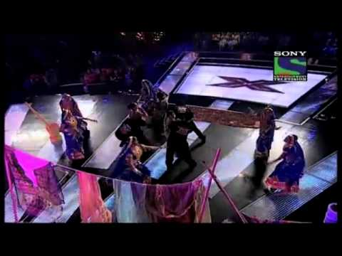 Sajda Sisters' versatile concert on Grand Finale- X Factor India - Episode 32 - 2nd Sep 2011