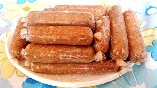 সহজ চিকেন সসেজ তৈরির রেসিপি - Bangladeshi Chicken Sausage Recipe - Chicken Sausage Bangla Recipe