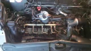 leaking injector mercedes benz a clase l w168 170 cdi mf
