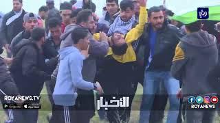 مسيحيو فلسطين يقيمون قداسهم في أحد الشعانين ويصلون لأرواح الشهداء في غزة