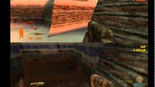 World War Zero: Ironstorm Ps2 Multiplayer Gameplay (Rebellion / Microids) Playstation 2