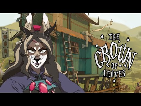 Let's Read The Crown of Leaves Part 4 - The Shovel Sub-Plot |