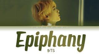 Gambar cover BTS Jin - 'EPIPHANY' LYRICS (Eng/Rom/Han/가사)