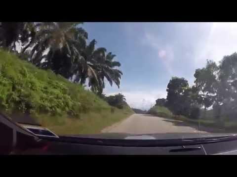 Harold & Kumar Driving Around Central Peninsular Malaysia