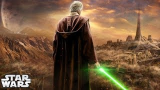 The First Jedi Before The Old Republic (How it all Really Began) - Star Wars Explained