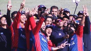 Nepal Vs Kenya Match Highlights    ICC World Cricket Championship 11 March 2017   