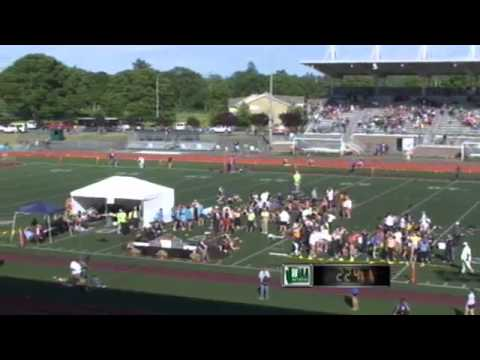 Highline High School sets new WIAA Class 3A record for girls 4x400 meter relay