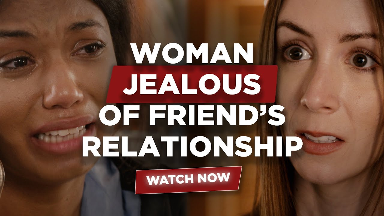 Woman Jealous of Friends Relationship, Watch What Happens Next | Jay Shetty
