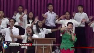 Bukti KaryaMu Nyata Ibadah Raya GPdI Karmel