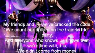 Taylor John Williams-Royals-The Voice 7[Lyrics]