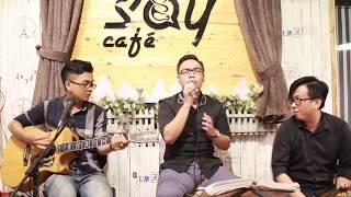 Liên khúc Chú voi con | Guitar Tân Bo Cover | Thiên Khôi | Khoa Âu Cajon | Say Acoustic Cafe