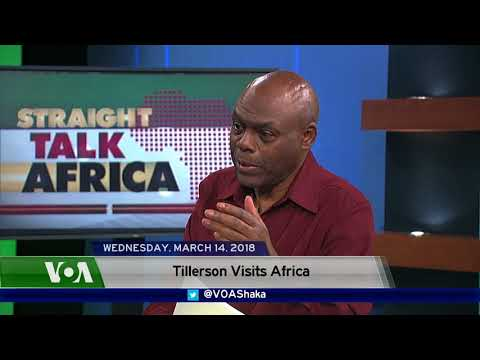 STRAIGHT TALK AFRICA FATMATA BARRIE ON MIKE POMPEO