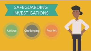 NGO Safeguarding Investigations Training