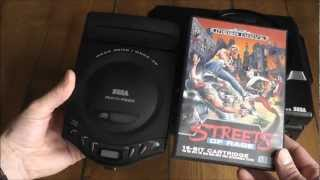 Faulty Sega Multi-Mega Ebay Score! + A Ramble/Update And A Backlit GBA Gamble