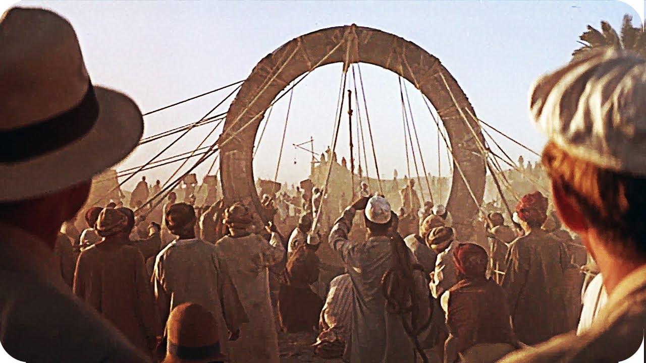 Stargate Origins Start