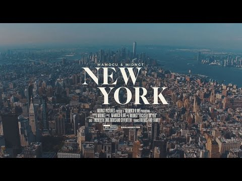 NEW YORK CITY - TRAVEL VLOG TIMELAPSE 4K