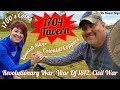 Metal Detecting finds long lost colonial treasures   1704 Tavern