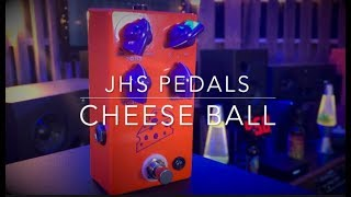 JHS Cheese ball I Shred Shed