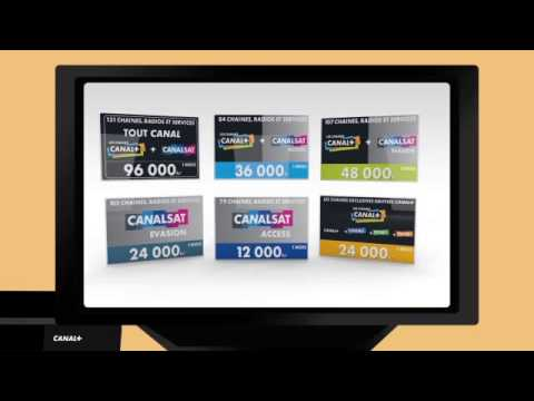 CANALSAT Carte Recharge