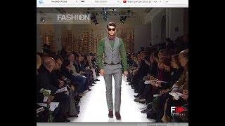 MOSCHINO Autumn Winter 2008 2009 Menswear   Fashion Channel