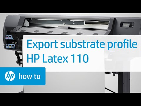 Download Cloning A Substrate Profile On The Hp Latex 110