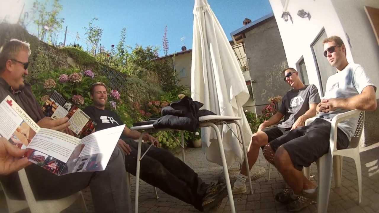 The a team in italy ovvero come si costruisce una vera - Come si costruisce una casa ...