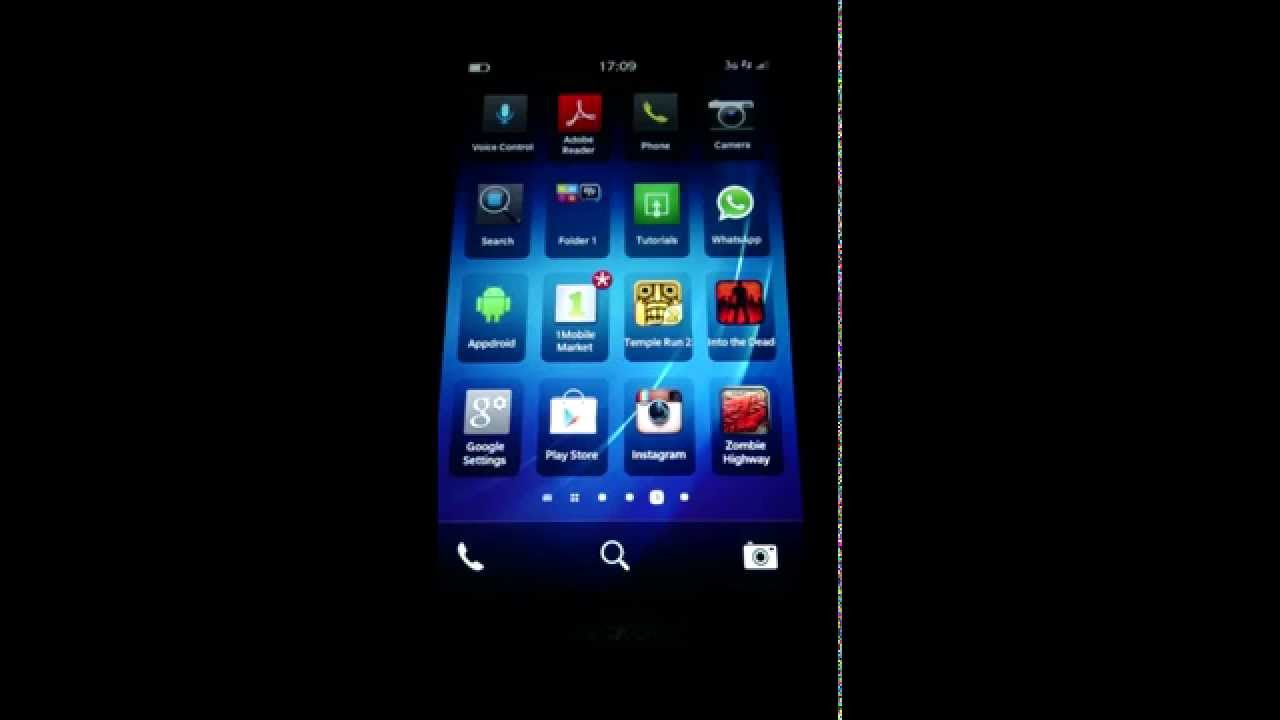 Blackberry Z10, Z30, Q5, Q10 os 10 2 1 (alternative) android app  (INSTALLATION APK FILES)