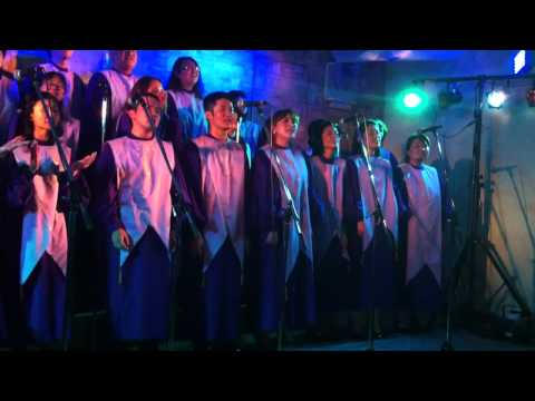 TOUCH HIM / Harlem JP Choir 7