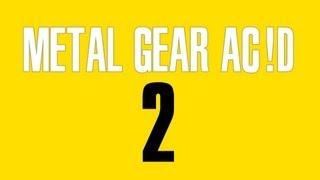 Metal Gear Acid 2 Lore in 3 Minutes!