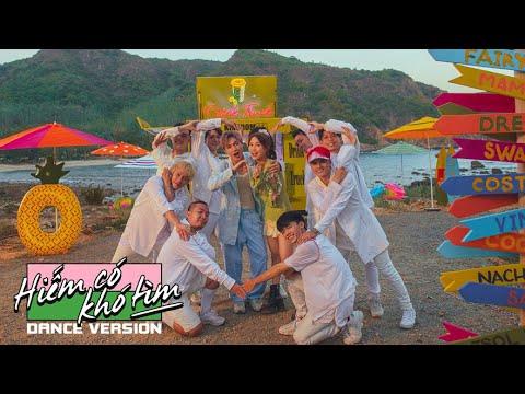 Mừng MV 'Hiếm có khó tìm' cán mốc 3 triệu view, JSol tung bản nhảy đôi 'tình bể bình' cùng Han Sara
