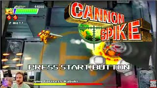 Cannon Spike - Gameplay - Dreamcast HD