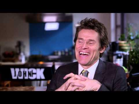 EGO MAGAZINE: interview with Willem Dafoe (John Wick)