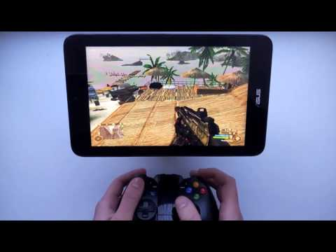 Геймплей Crysis Warhead на windows планшете Asus vivotab Note 8 (Часть 2)