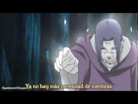 La despedida de Itachi (Episodio 339)