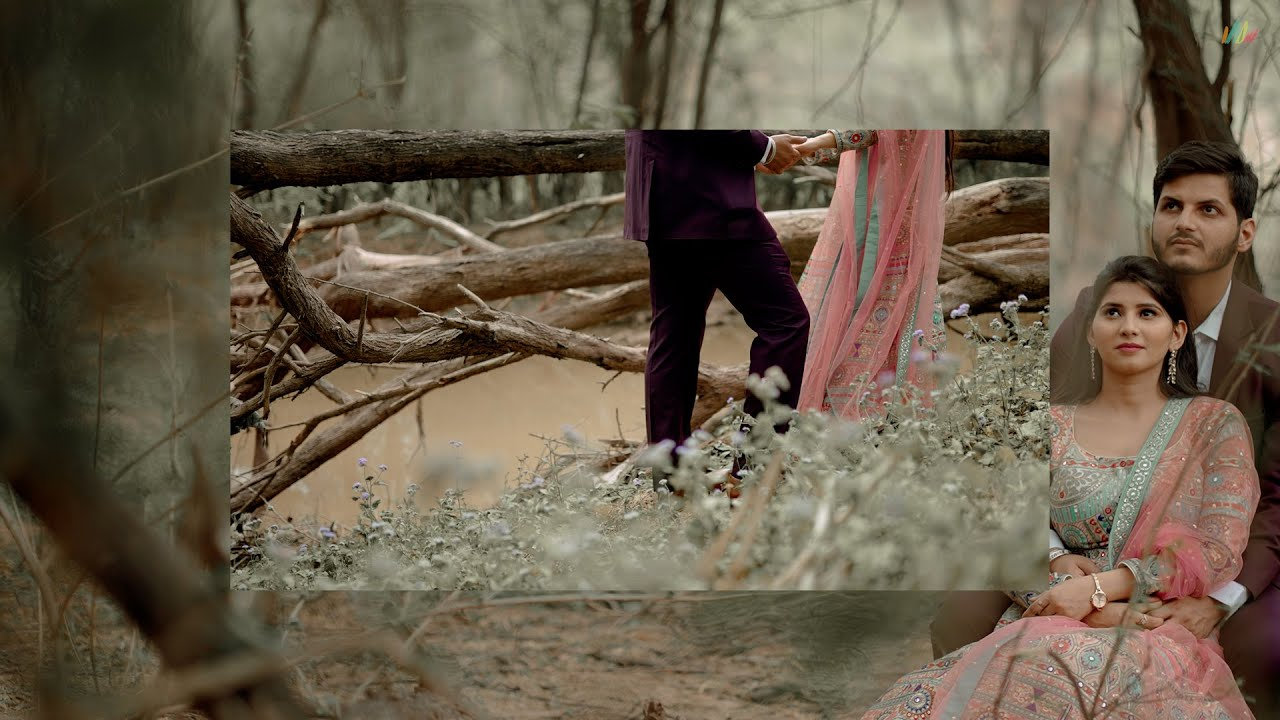 Beautiful Indian Pre wedding Film | A M A N   x  A R C H A N A