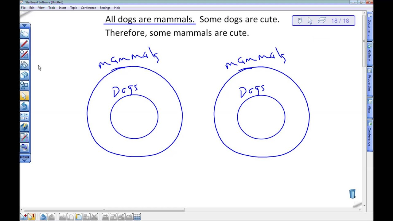 Euler diagram example three youtube euler diagram example three pooptronica