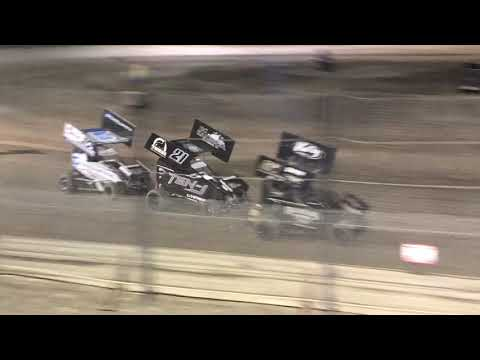 Lemoore Raceway 8/24/19 Restricted Main
