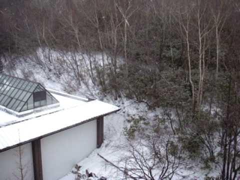 Noboribetsu Mountain View from Hotel Room