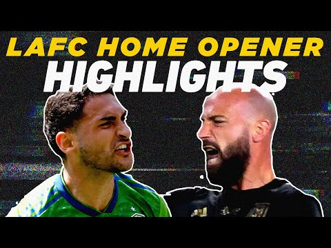 Belgium International Writes Soccer History With LAFC vs Seattle Sounders