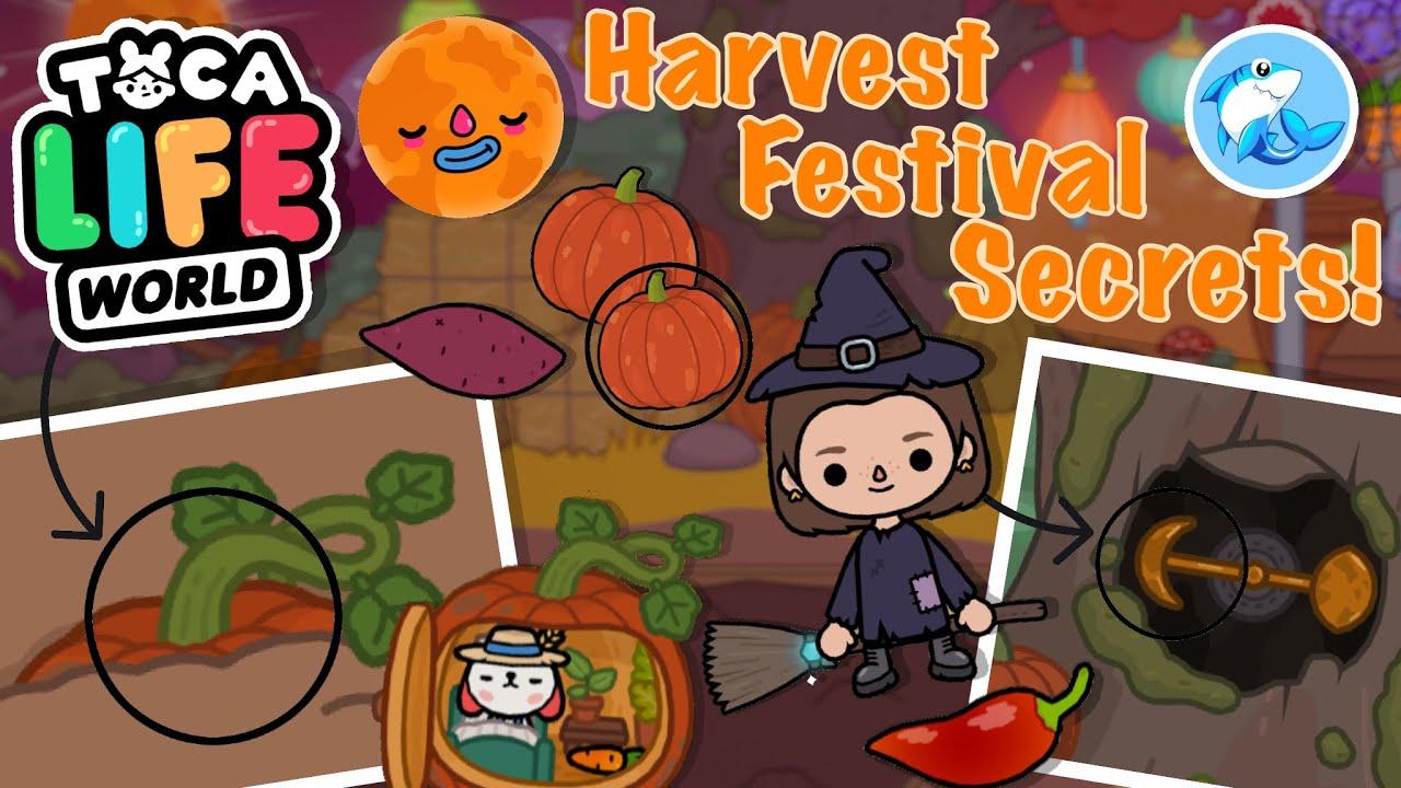 Toca Life World | Harvest Festival Secrets!!