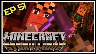Minecraft STORY MODE Episode 5 | ORDER UP! | Part 1/3