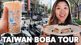 7 Boba Treats You Have To Try In Taiwan