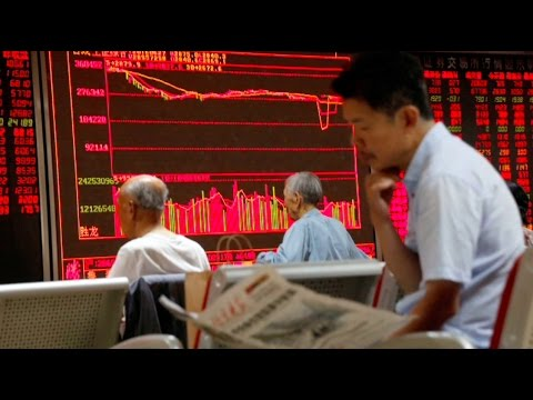 An inside look at how Reuters has followed the China markets story