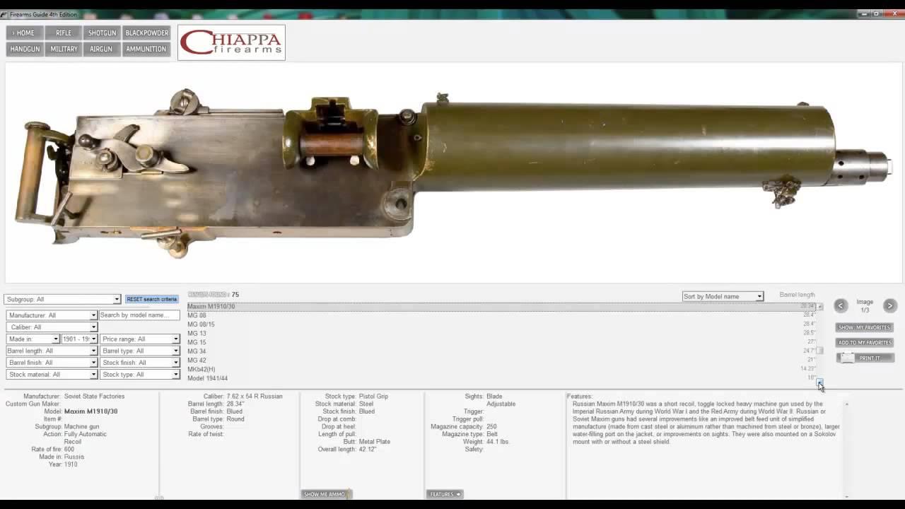WWII Guns - MG42, MP40, Bren, StG 44, M2 Carbine, Suomi, Lahti, Goryunov,  Sterling, Luger, etc