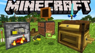 Minecraft 1.8 Amazing 3D Models Resource Pack! Items, Weapons, Blocks, Banners Handcrafted