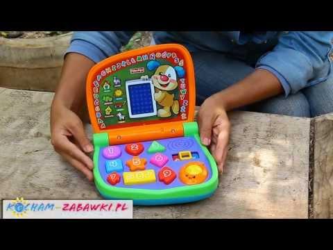 Smart Screen Laptop / Gadający Laptop Dwujęzyczny - Laugh & Learn - Fisher Price - V7000 - Recenzja