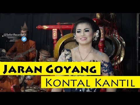Erni Roselyn - Kontal Kantil Jaran Goyang [Official Music Video]